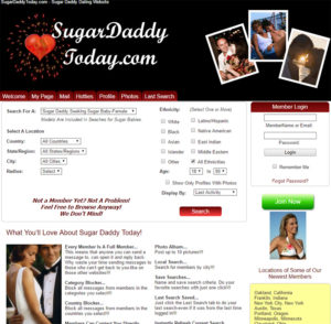 SugarDaddyToday screenshot