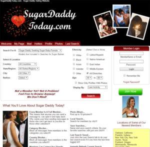 SugarDaddyToday screenshot